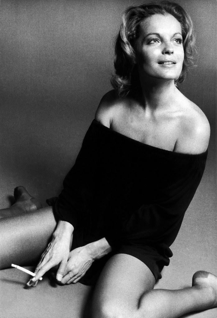 Romy Schneider, as seen by Eva Sereny