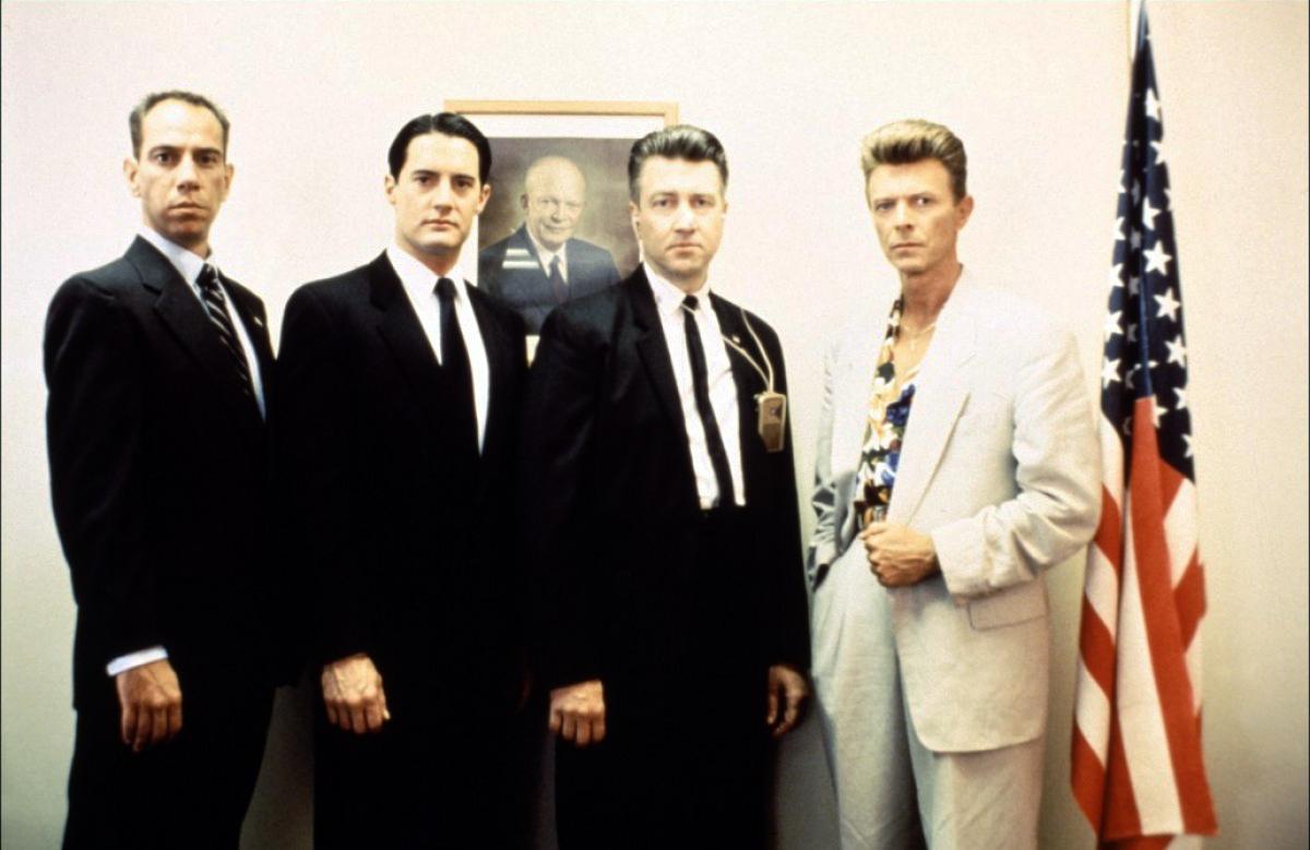 RIP Miguel Ferrer (Bob Morton from RoboCop, Agent Albert Rosenfield from Twin Peaks, etc.) David-lynch