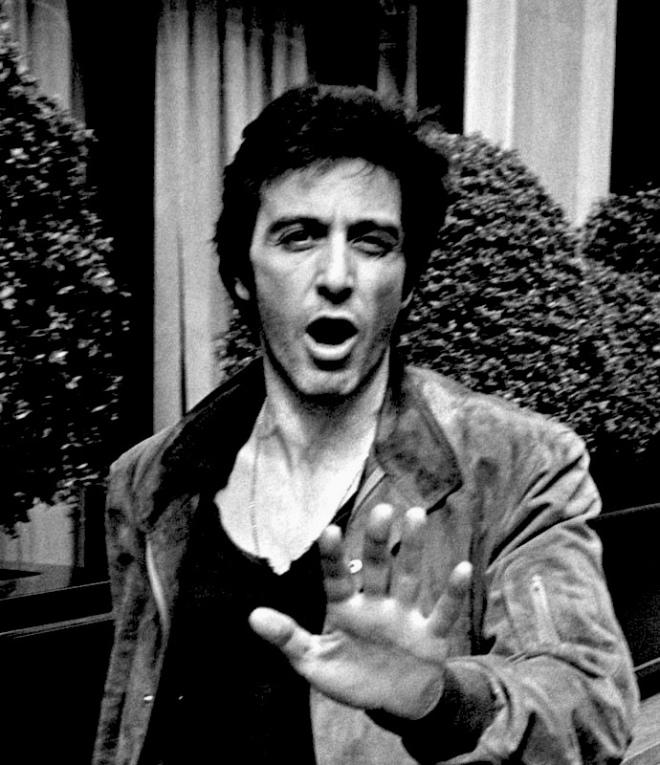 Al Pacino, October 18, 1979_