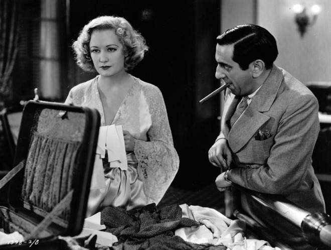 EL_1932 Master Ernst Lubitsch directs Miriam Hopkins in one of his supreme achievements, Trouble in Paradise