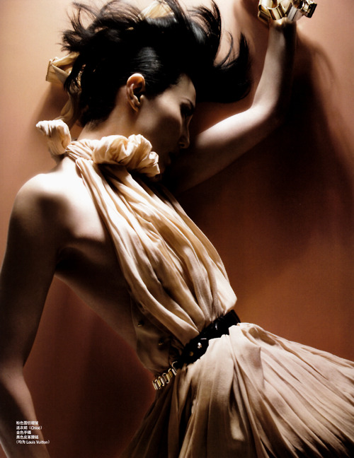 MAGGIE CHEUNG, BY NICK KNIGHT