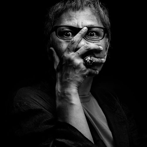Takashi Miike photographed by Denis Rouvre