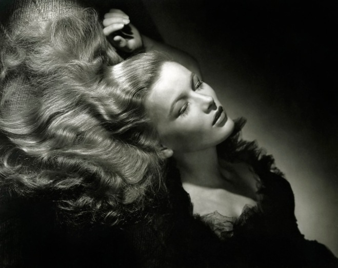 VL_George Hurrell, Portrait of Veronica lake, 1941