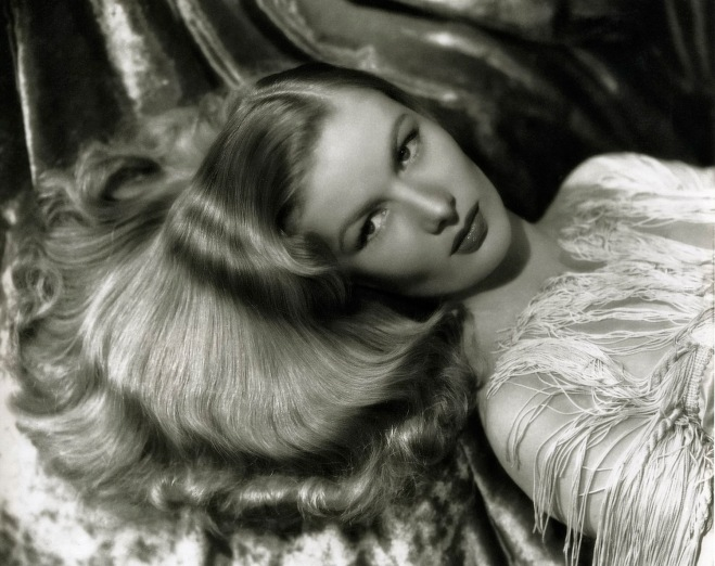 VL_George Hurrell, Portrait of Veronica lake, 1942