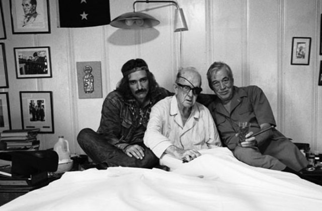 dennis hopper john ford john huston