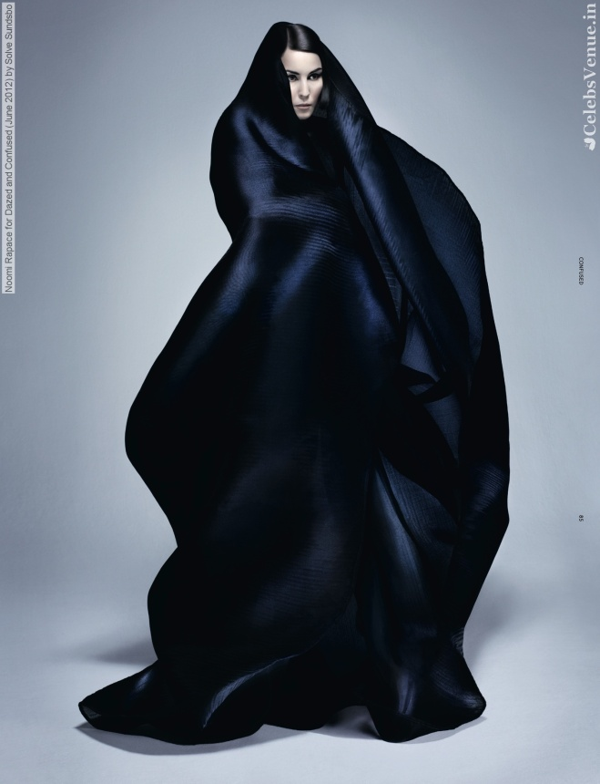 Noomi Rapace for Dazed and Confused (June 2012) by Solve Sundsbo