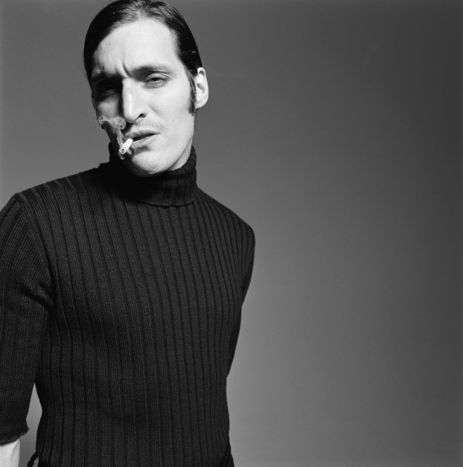 Vincent Gallo Michel Comte Photoshoot 1993-3