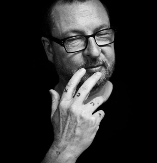 Lars Von Trier photographed by Philippe Quaisse