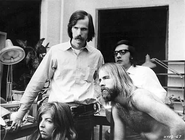 Thelma Schoonmaker, Martin Scorsese et Michael Wadleigh