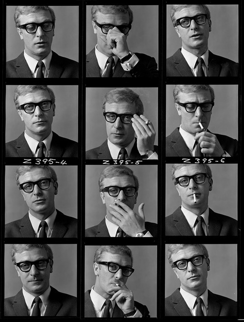Michael Caine by Brian Duffy, 1964