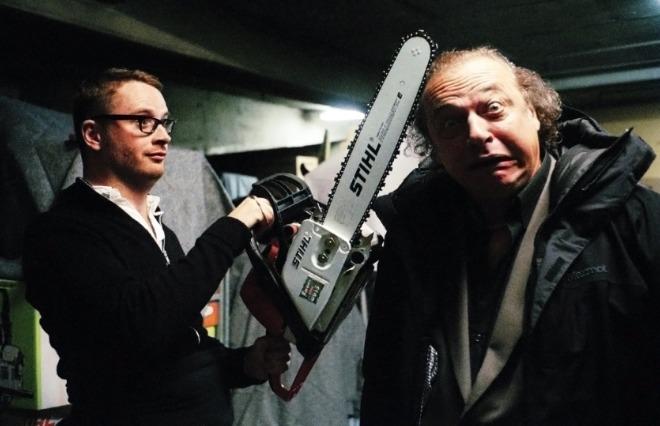Nicolas Winding Refn & Zlatko Buric on Pusher trilogy set