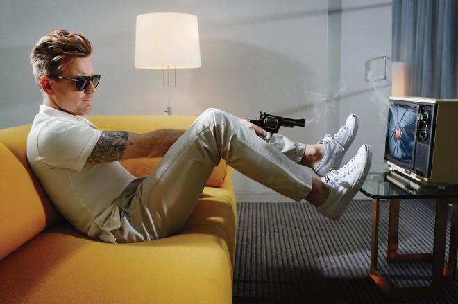 Ewan McGregor  Photographed  Lorenzo Agius  For Menswear Magazine Jenuary 2012