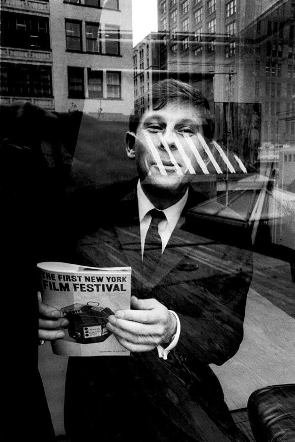 Roman Polanski New York: 1963-325-001-035 Manhattan, New York, USA 1963
