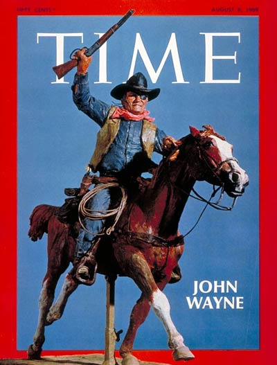 Aug. 8, 1969 john Wayne