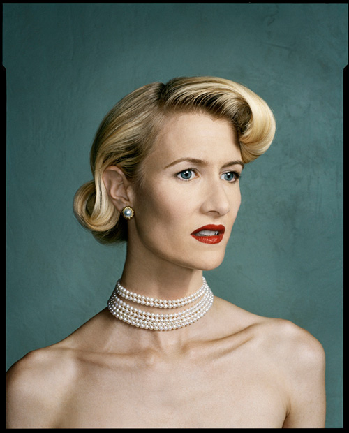 dan winters- periodical photographs laura dern