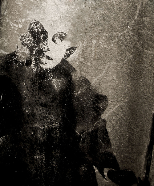 bit of belgradestreetart & faboulus interpretation of Nosferatu by TKV