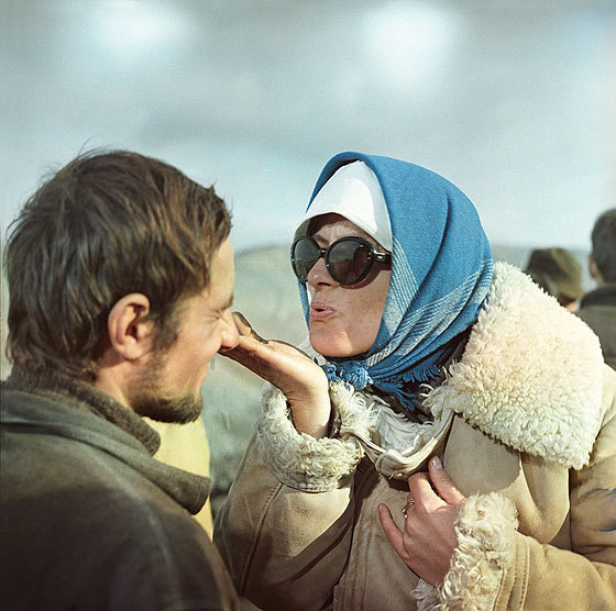 Larisa Shepitko on filming You and I 1971