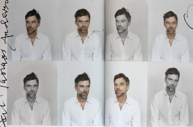 The many faces of Paul Thomas Anderson inside Port Magazine's