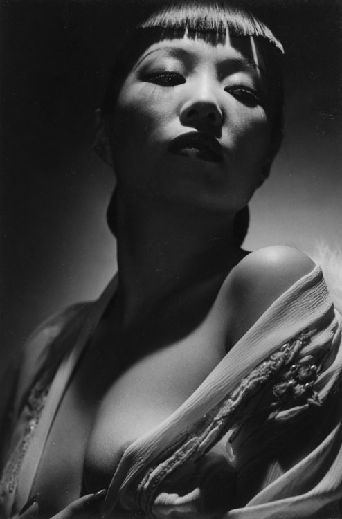 Anna May Wong by George Hurrell