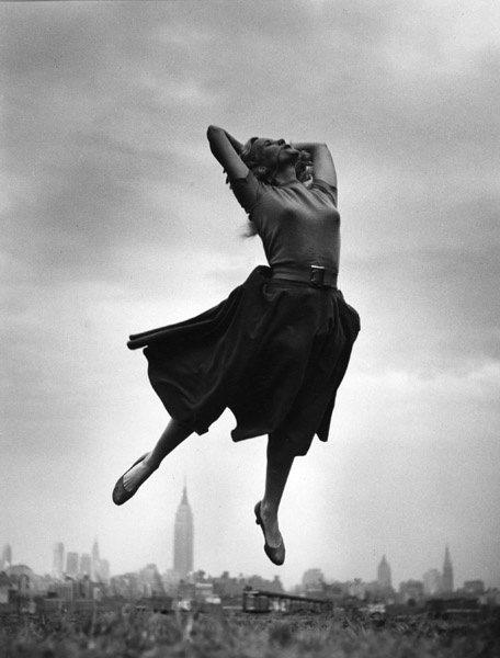 Eva Marie Saint by Philippe Halsman