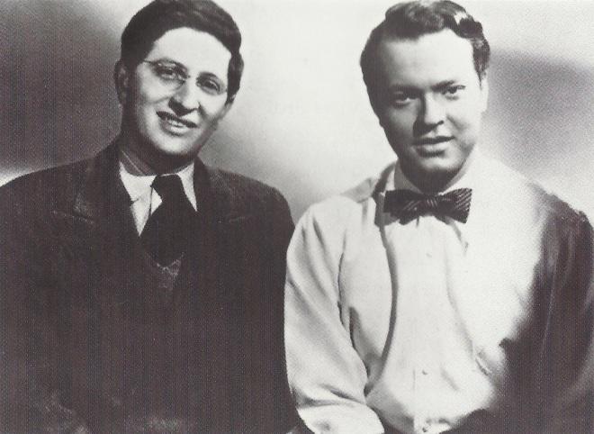 O Welles B Hermann 30