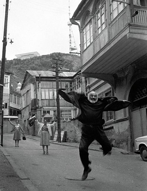photo of Sergei Parajanov by Yuri Mechitov