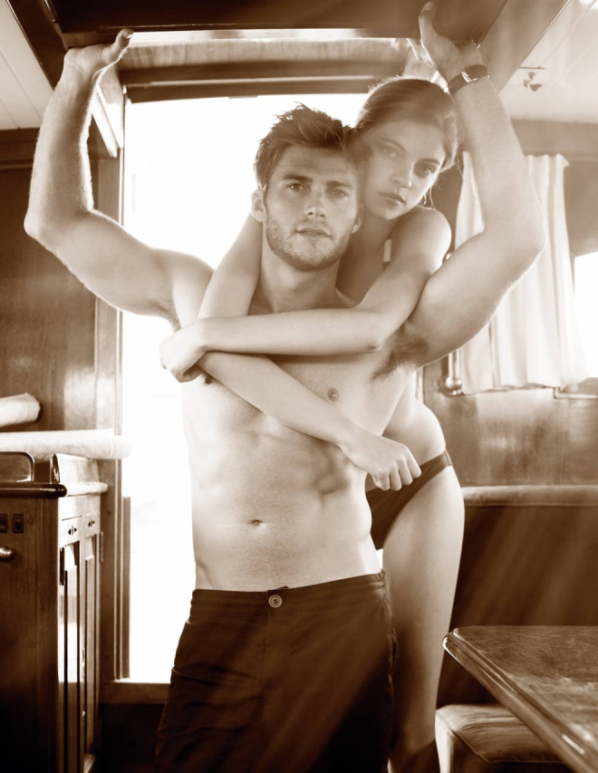 Scott Eastwood (son of Clint Eastwood), in Town & Country 1