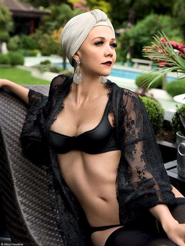Maggie gyllenhaal lingerie much