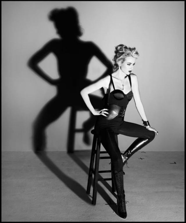 BlackBook May 2010  Naomi Watts by Ruven Afanador