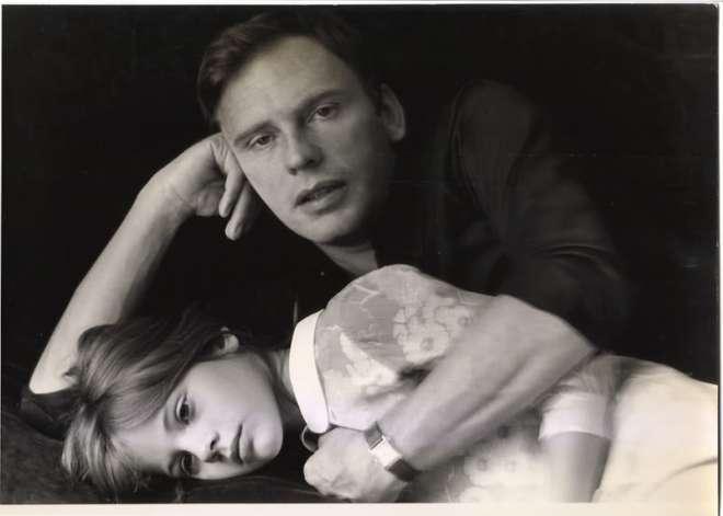 Jean-louis et Marie Trintignant, 1969
