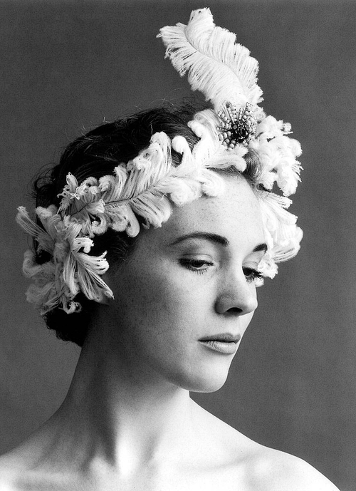 Julie Andrews photographed by Cecil Beaton, 1960'