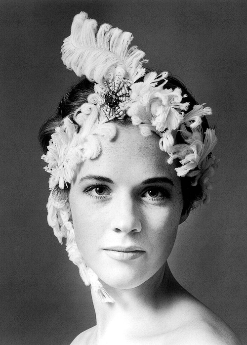 Julie Andrews photographed by Cecil Beaton, 1960's.