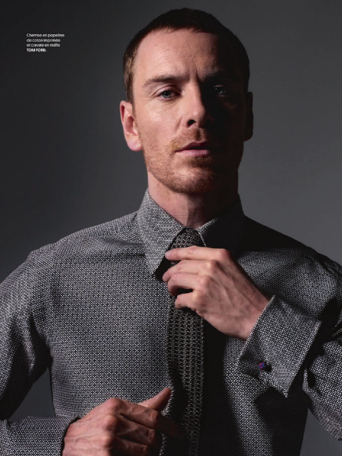 Fassbender in Obsession Magazine,Photos by Jean-Baptiste Mondino-4