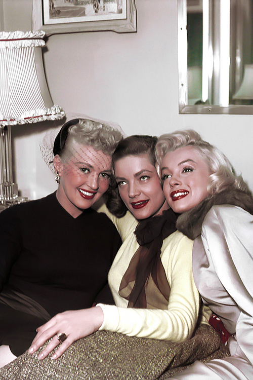 How to marry a millionaire lauren bacall - photo#24