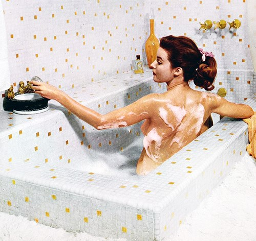 elaine stewart bubble bath playboy 59