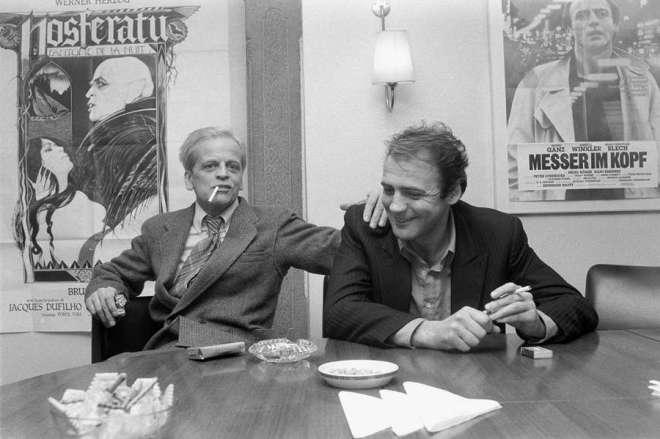 Klaus-Kinski-mit-Bruno-Ganz-1979