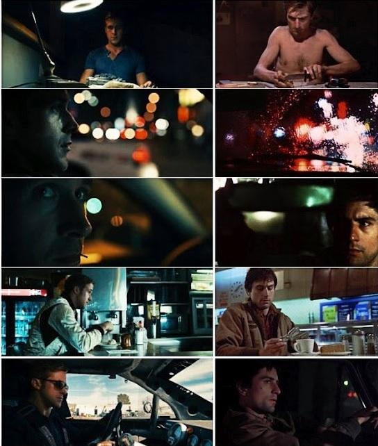 Taxi Driver VS Drive