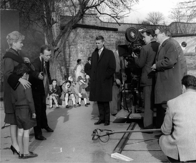 Behind the scenes of Basil Dearden's landmark British classic, ITV Studios' Victim.-2