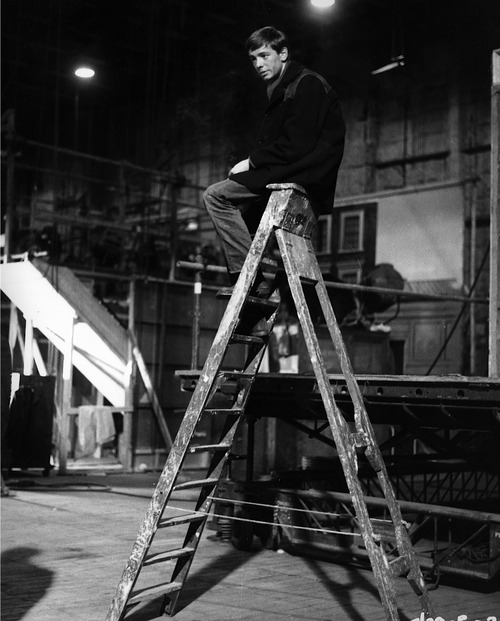Behind the scenes of Basil Dearden's landmark British classic, ITV Studios' Victim.-3