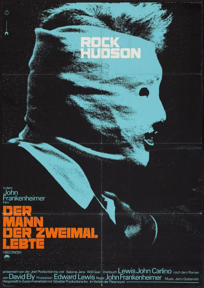 BLOG_Seconds (John Frankenheimer, 1966) German design