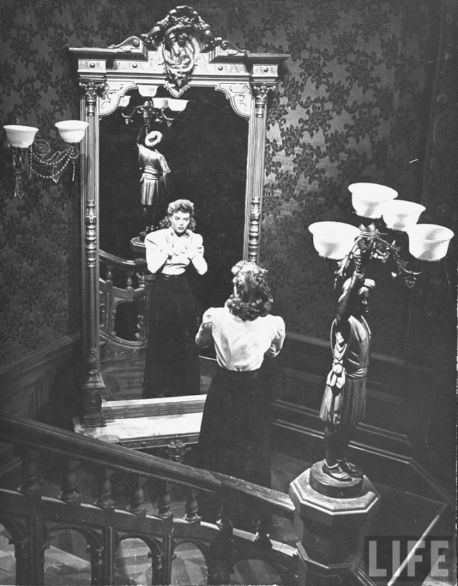 Dorothy McGuire in The Spiral Staircase (1945)