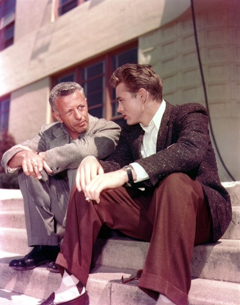 nicholas ray and james dean