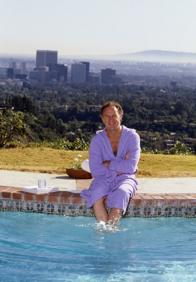 Blog_Gene Hackman, Los Angeles, California, 1986