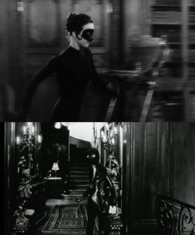 Judex Georges Franju 1963-Irma Vep Olivier Assayas 1996