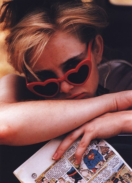 Sue Lyon as LOLITA (Stanley Kubrick, USA, 1960). Photography by Bert Stern
