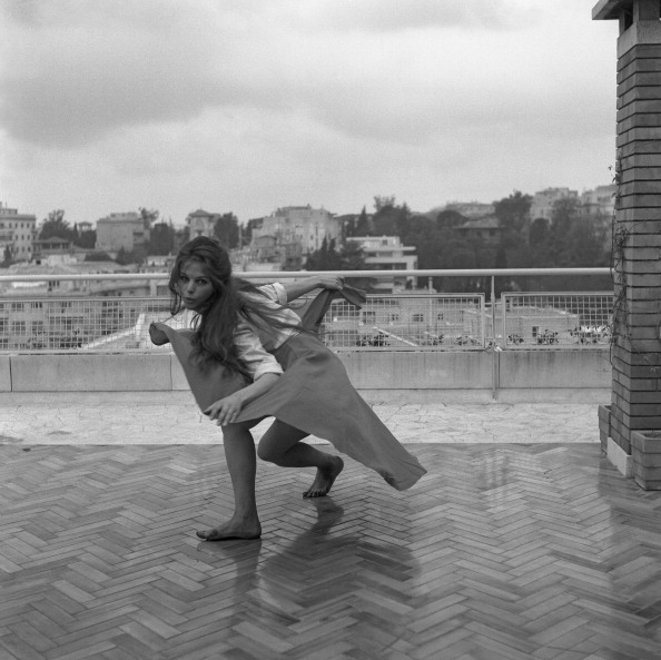 Dancing On the Terrace