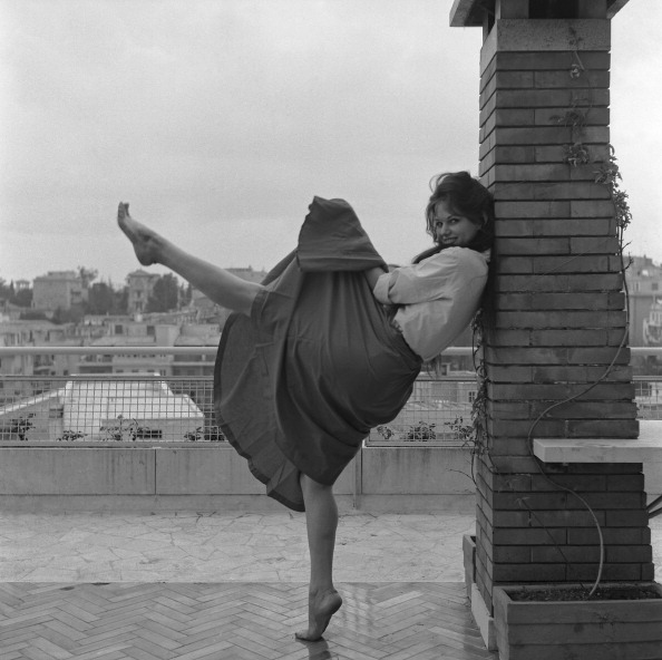 Dancing On A Terrace