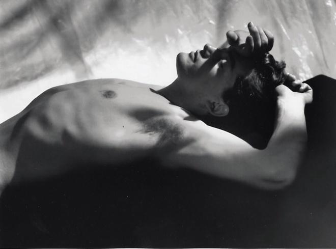 Jean Marais.Photograph by Raymond Voinquel.