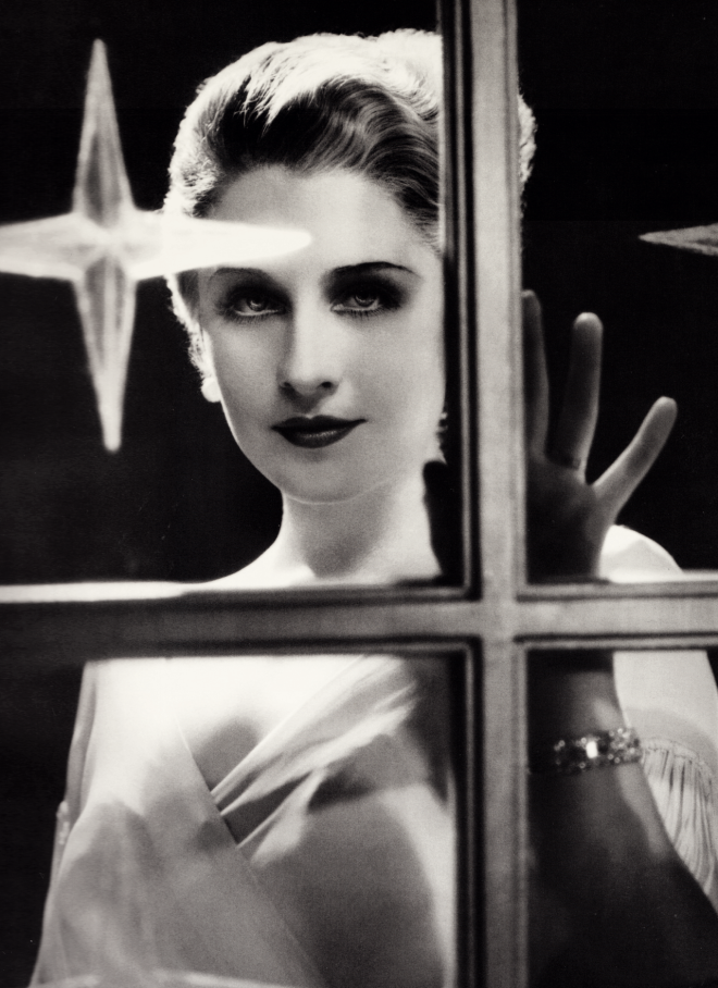 Norma Shearer photographed by George Hurrell, 1932