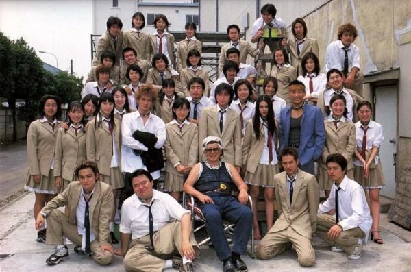 battle royale cast